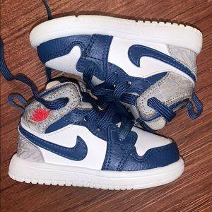 Jordan Shoes - Jordan 1 mid flex